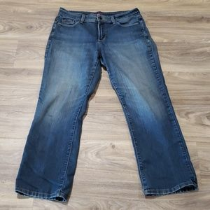 NOT YOUR DAUGHTERS JEANS NYDJ SZ 8P